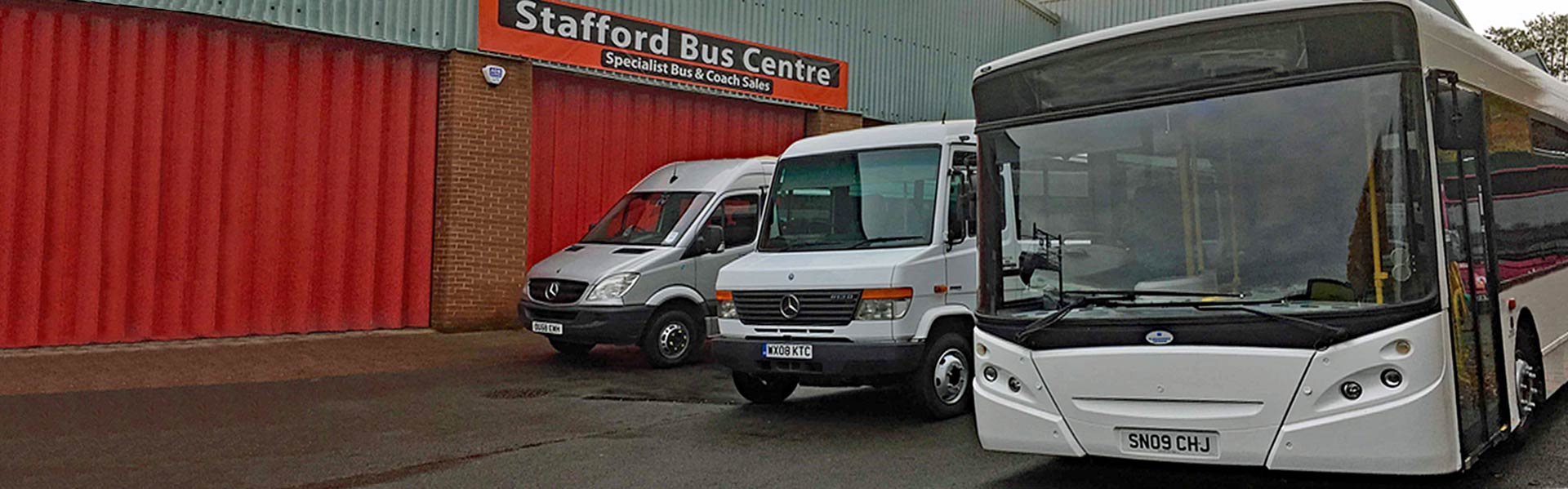 Contact Stafford Bus Centre