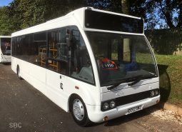 OPTARE SOLO M920 31 SEAT-BELTED BUS