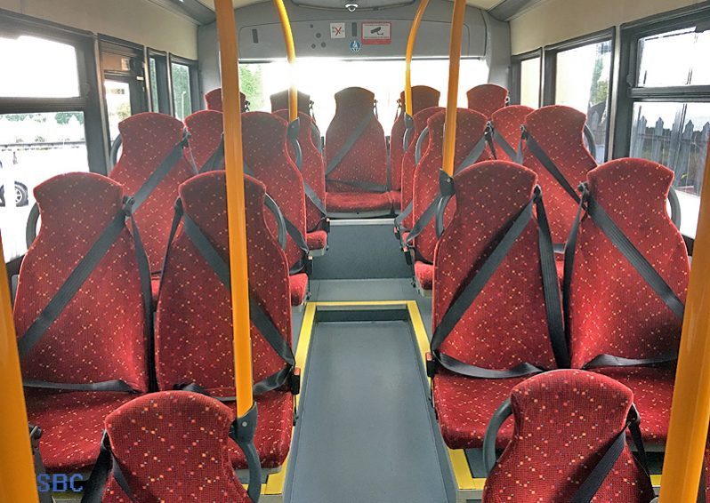 ADL ENVIRO 200 FULLY SEATBELTED PSVAR/DDA BUS full