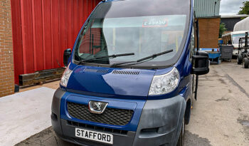 PEUGEOT BOXER 440 L3 HDI WITH MELLOR SUPER LOW BODY 16 SEATS BUS,MINIBUS full