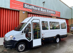 IVECO DAILY 50C17 ACCESSIBLE 16 SEAT PSV BUS