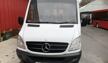 MERCEDES SPRINTER 513 CDI MELLOR COACHBUILT 16 SEAT ACCESSIBLE BUS full