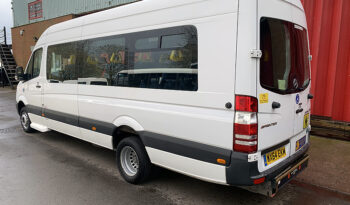 MERCEDES SPRINTER 513 CDI STANFORD COACHBUILT 16 SEAT ACCESSIBLE BUS full